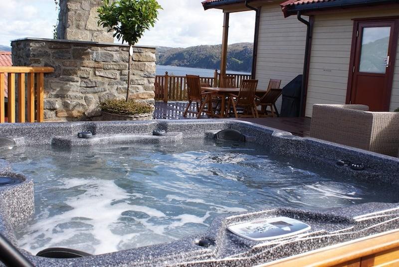 arctic spas hot tub ready